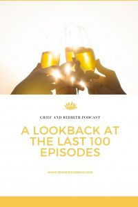 A LOOKBACK AT THE LAST 100 EPISODES (1)